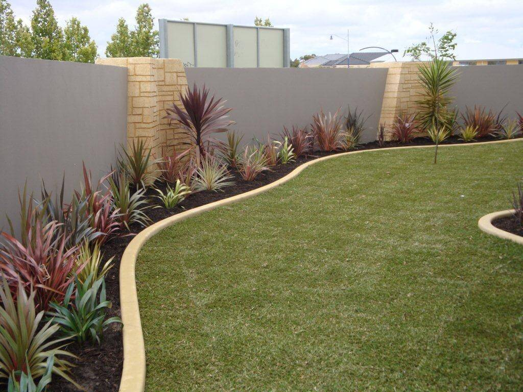 garden edging perth