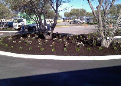 garden edging landscaping perth