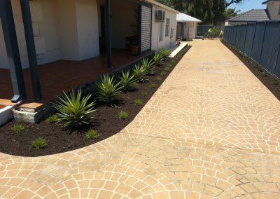 garden paving hardscaping