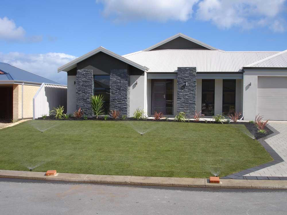 lawn garden reticulation