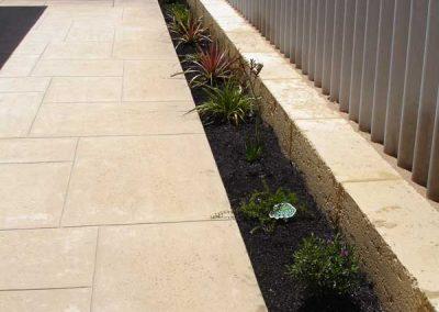 paving concrete landscaping