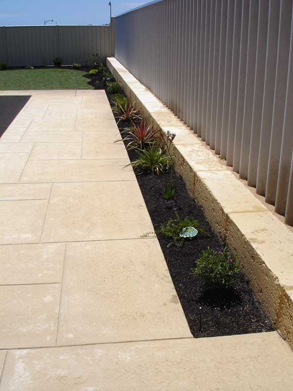 paving concrete landscaping