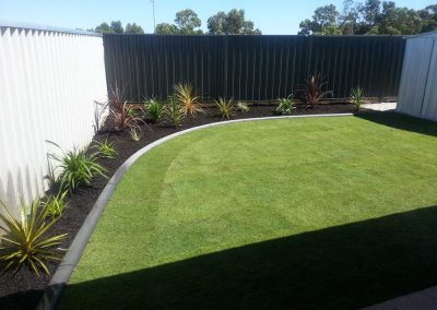 planting and turf install landscaping inspiration