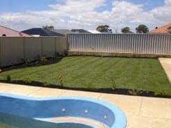 turf installation landscaping