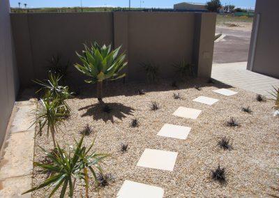 garden stepper paths landscaping