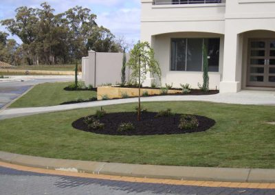 garden edging landscaping