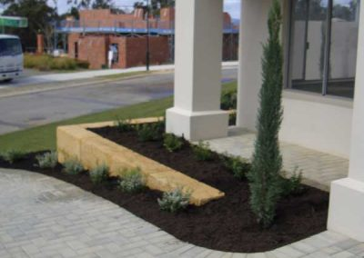 garden pave landscaping