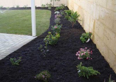 garden makeover landscaping