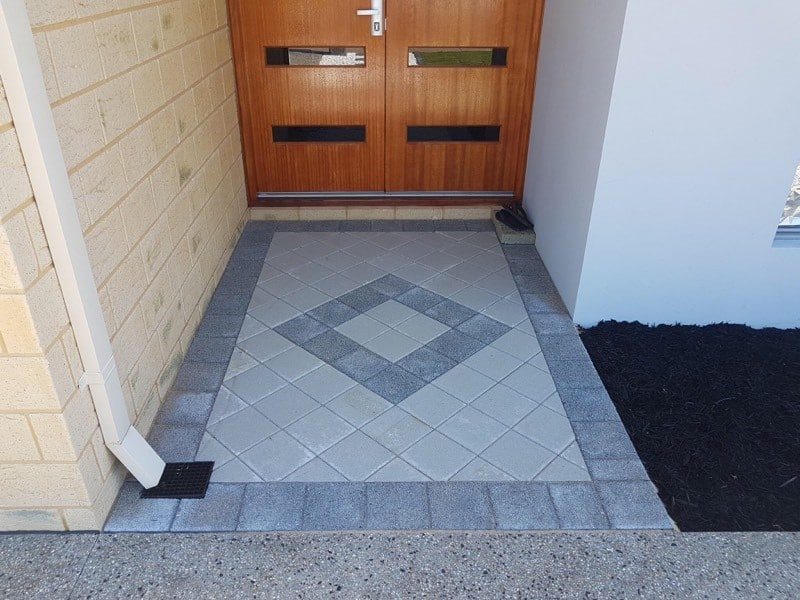 diamond paving landscaping