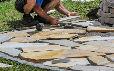 Tips for Hardscaping: Pavers, Stones and Stepper Paths