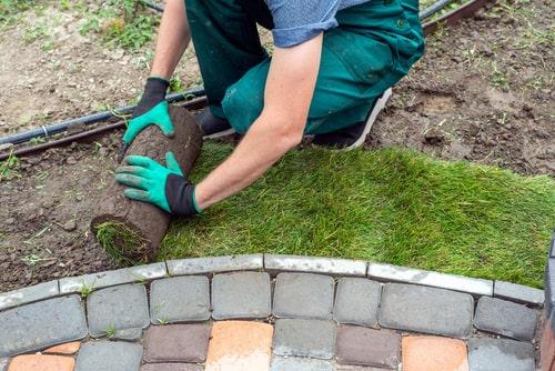 landscape construction services perth