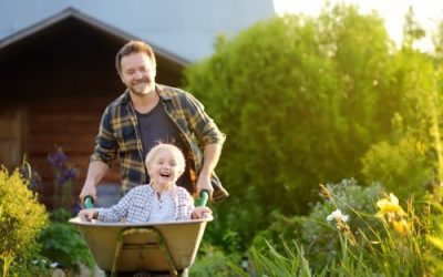 How to Create a Fun and Safe Garden Design for the Kids